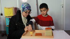 La pédagogie Montessori